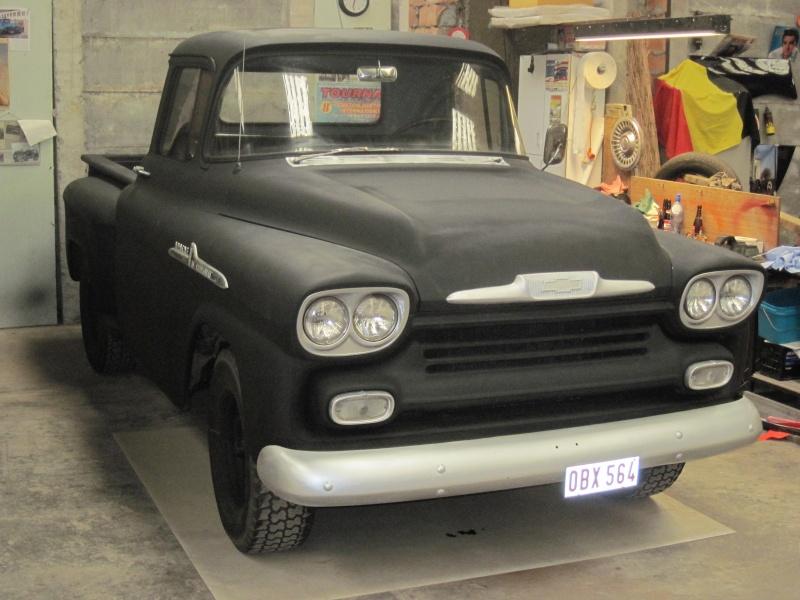 Chevrolet Apache 1958 Apache10