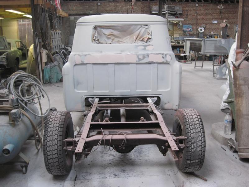 Chevrolet Apache 1958 Travau19