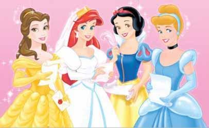 Princesses Disney - Page 3 Letter10