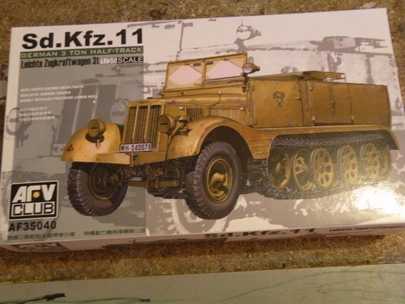 SdKfz 11 Deutches Afrika Korps (kit FINI !!!!!!!!) ! Dscn7852