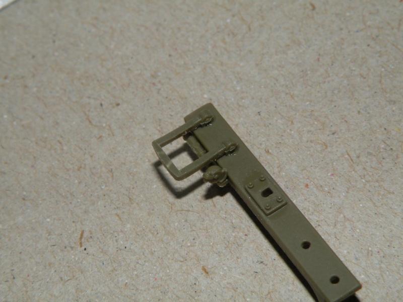 SdKfz 11 Deutches Afrika Korps (kit FINI !!!!!!!!) ! Dscn7861