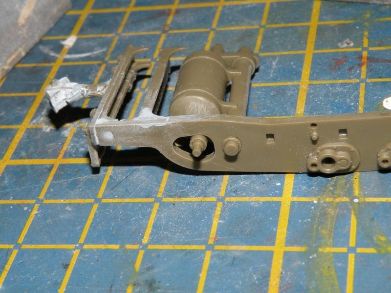 SdKfz 11 Deutches Afrika Korps (kit FINI !!!!!!!!) ! Dscn7934