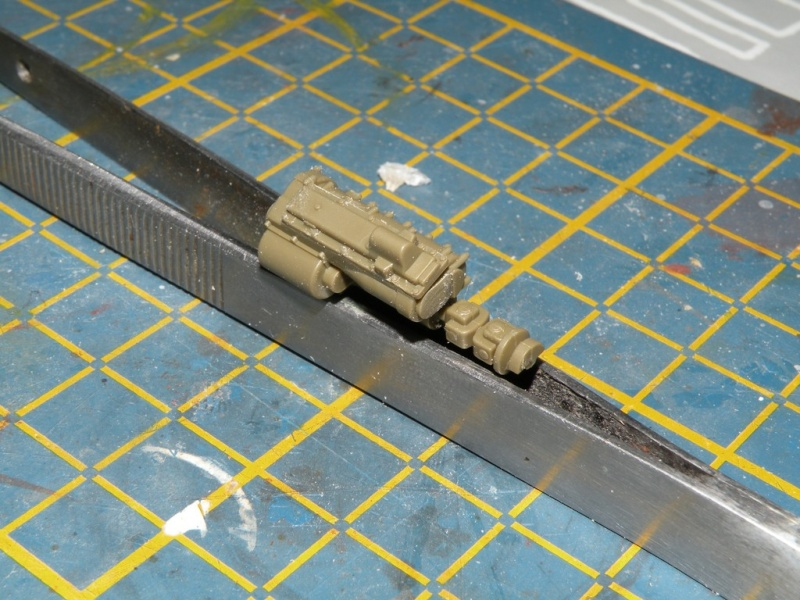 SdKfz 11 Deutches Afrika Korps (kit FINI !!!!!!!!) ! Dscn7936