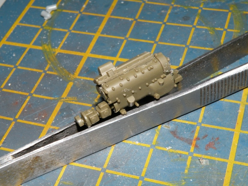 SdKfz 11 Deutches Afrika Korps (kit FINI !!!!!!!!) ! Dscn7937