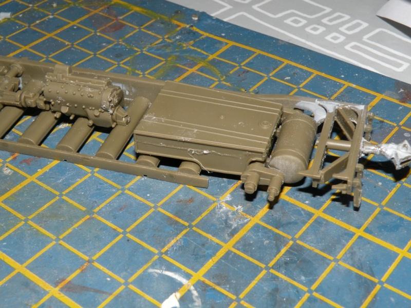 SdKfz 11 Deutches Afrika Korps (kit FINI !!!!!!!!) ! Dscn7940