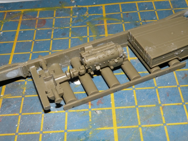 SdKfz 11 Deutches Afrika Korps (kit FINI !!!!!!!!) ! Dscn7941