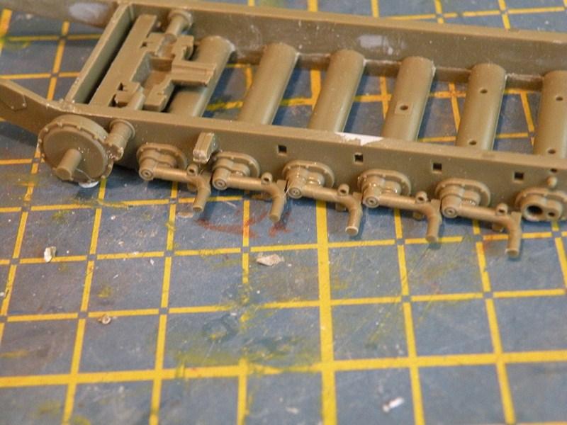 SdKfz 11 Deutches Afrika Korps (kit FINI !!!!!!!!) ! Dscn7951