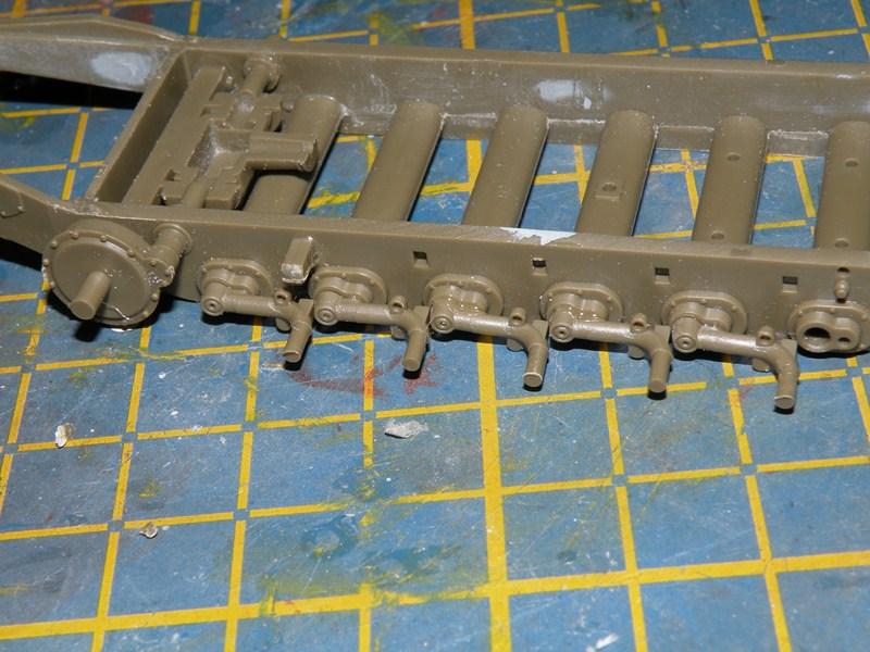 SdKfz 11 Deutches Afrika Korps (kit FINI !!!!!!!!) ! Dscn7952