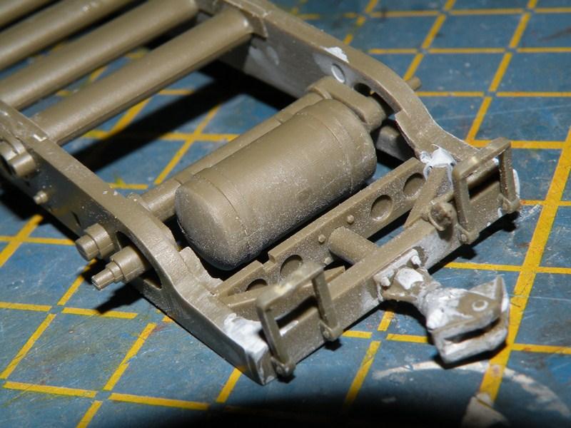 SdKfz 11 Deutches Afrika Korps (kit FINI !!!!!!!!) ! Dscn7954