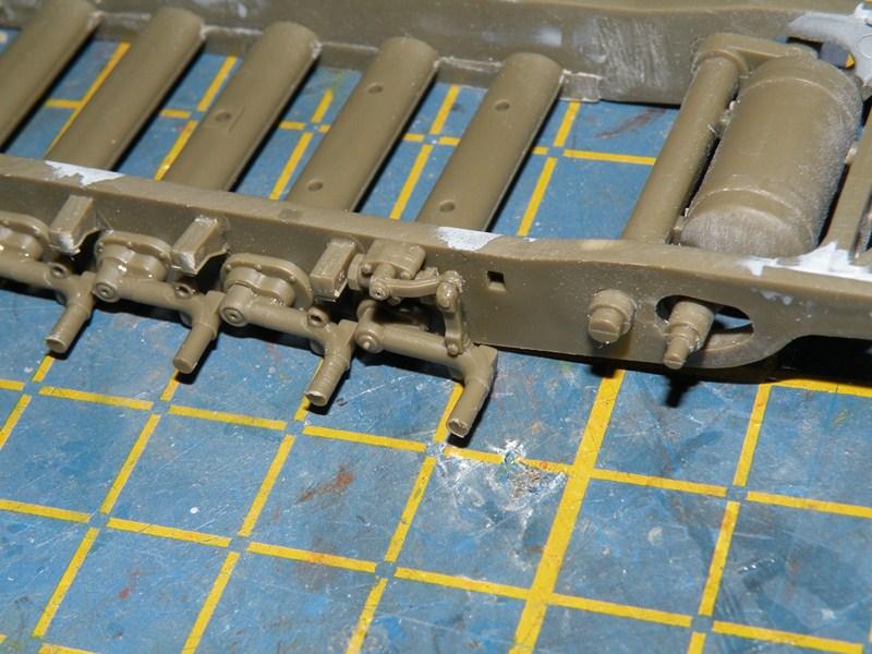 SdKfz 11 Deutches Afrika Korps (kit FINI !!!!!!!!) ! Dscn7955