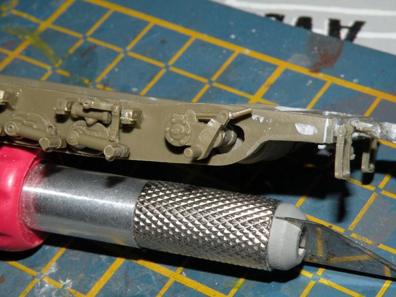 SdKfz 11 Deutches Afrika Korps (kit FINI !!!!!!!!) ! Dscn7958