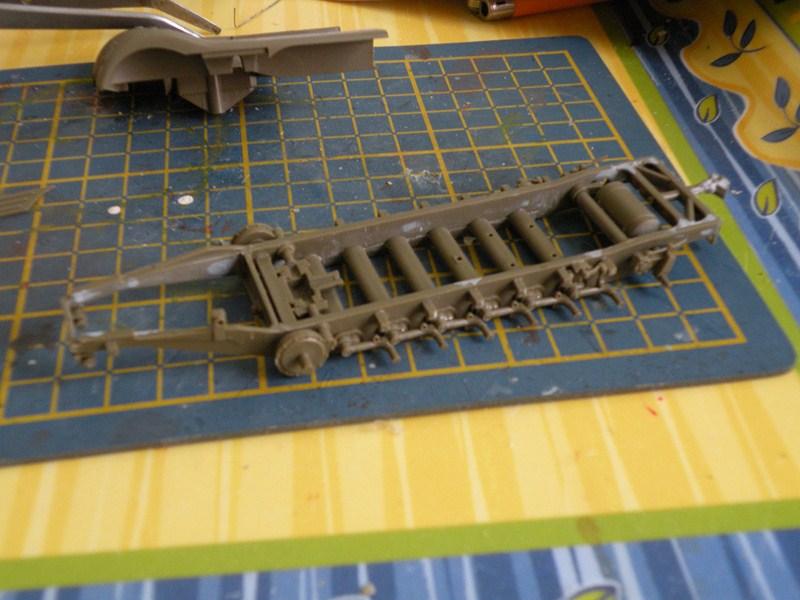 SdKfz 11 Deutches Afrika Korps (kit FINI !!!!!!!!) ! Dscn7961