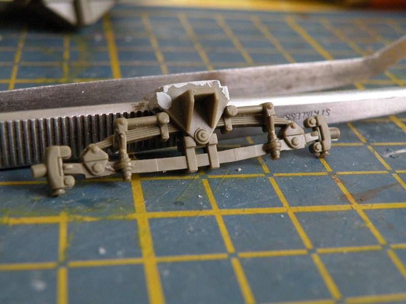 SdKfz 11 Deutches Afrika Korps (kit FINI !!!!!!!!) ! Dscn7965