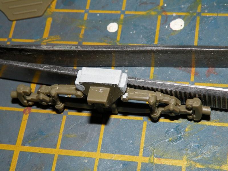 SdKfz 11 Deutches Afrika Korps (kit FINI !!!!!!!!) ! Dscn7966