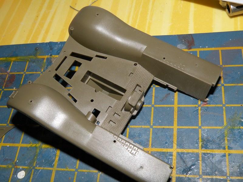 SdKfz 11 Deutches Afrika Korps (kit FINI !!!!!!!!) ! Dscn7967