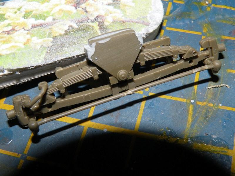 SdKfz 11 Deutches Afrika Korps (kit FINI !!!!!!!!) ! Dscn7971