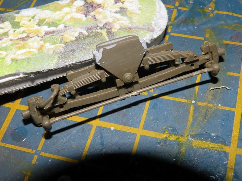 SdKfz 11 Deutches Afrika Korps (kit FINI !!!!!!!!) ! Dscn7972