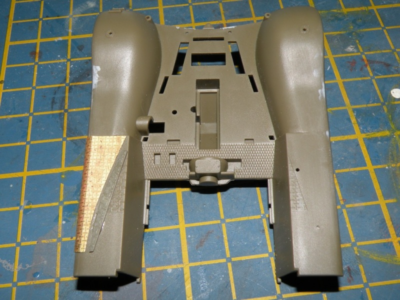 SdKfz 11 Deutches Afrika Korps (kit FINI !!!!!!!!) ! Dscn8022