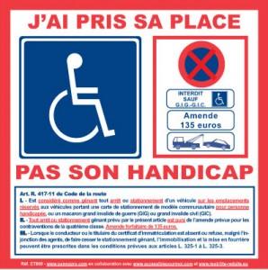 Cette personne n'est pas handicapée : seulement paresseuse - Page 2 Autoco10