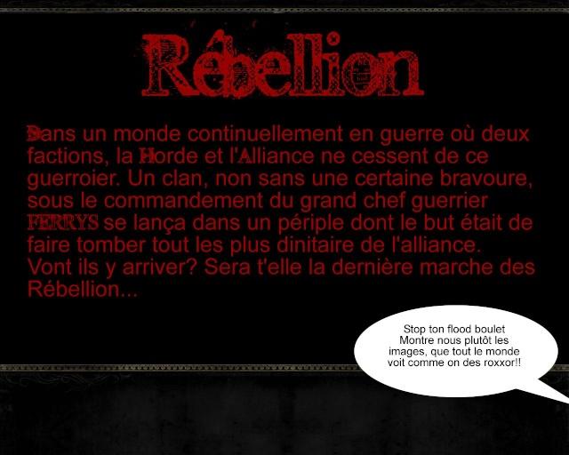Rébellion - Portail Debut11