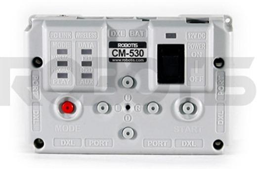 Nuevo controlador CM-530 con CPU ARM Cortex M3 de 32 bits y USB para robots BIOLOID PREMIUM y GP  Cm530810