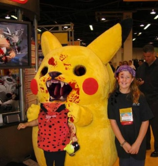 Cosplay internacional  :cat: Pikaat10