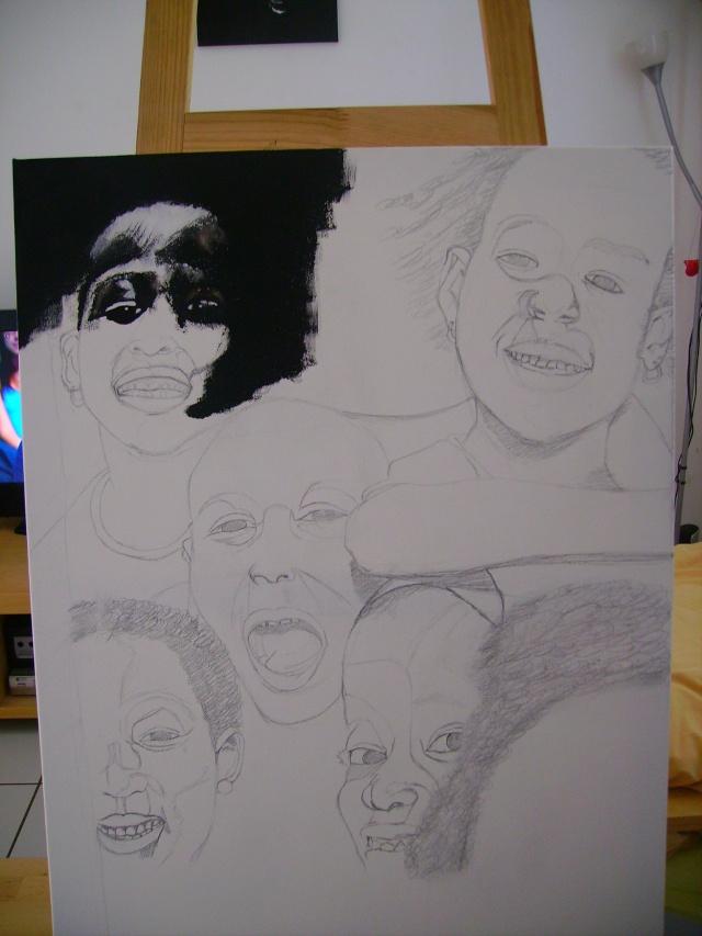 5 visages,2 médiums, 2 couleurs, terminé Imgp0119