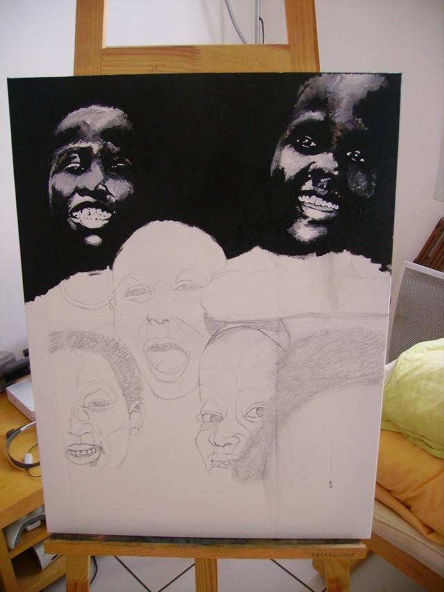 5 visages,2 médiums, 2 couleurs, terminé Imgp0216