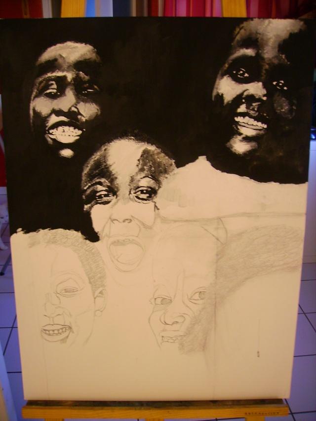 5 visages,2 médiums, 2 couleurs, terminé Imgp0218