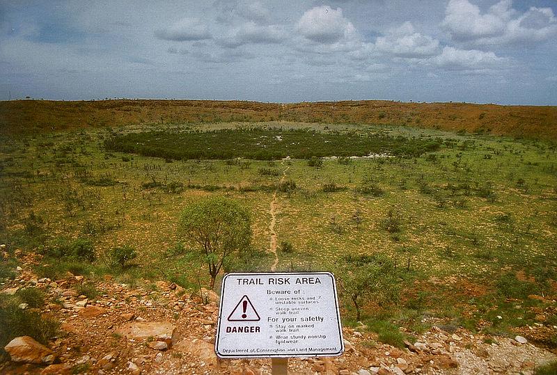 [Australie] - Cratère de Wolfe Creek -wolfe10