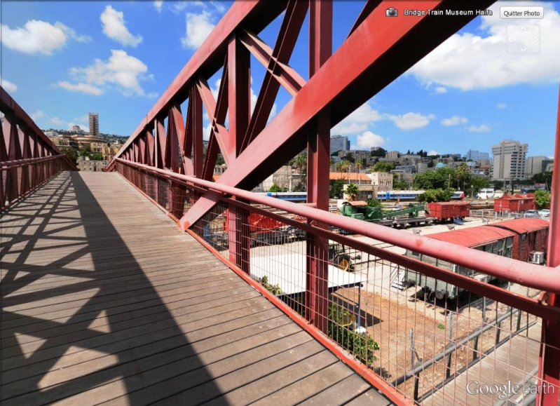 [Israël] - Panoramiques 360 cities  Bridge10