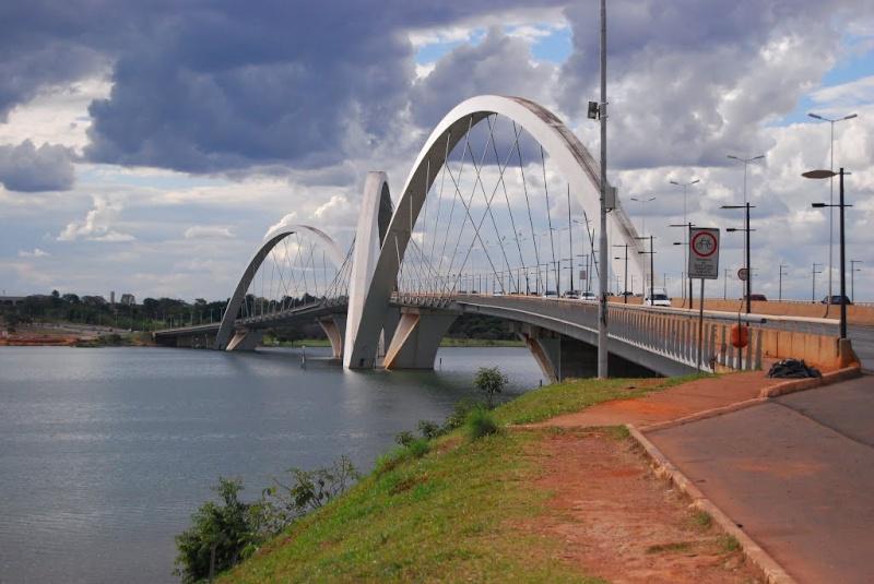 [Brésil] - Pont Juscelino Kubitschek de Brasilia Pont_j11