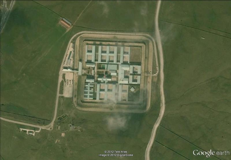 L'actualité vue par TSGE et ... Goolge Earth !  :) - Page 6 Prison10
