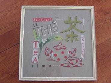 Thé et café encadrés Le_the10