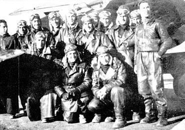 PILOTOS REPUBLICANOS ESPAÑOLES EN LA URSS Esc410