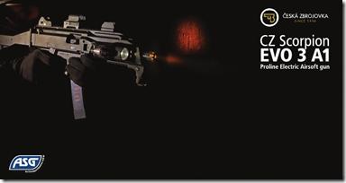 ASG: CZ Scorpion EVO 3 A1  Image110