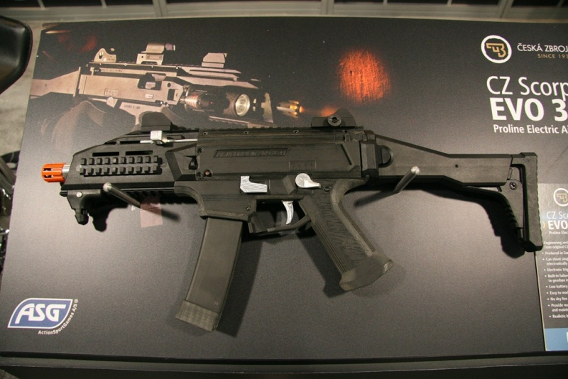 ASG: CZ Scorpion EVO 3 A1  Img_2110