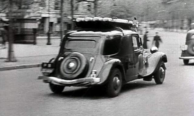 Les Traction de la Saga à l'échelle 1 1940_111