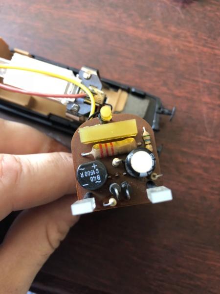 Fonctionnement réparation commutation feux voiture pilote Märklin 0e56b610