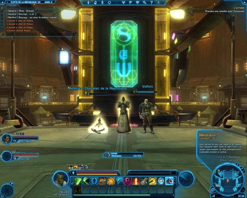 Screenshot de la beta Screen10