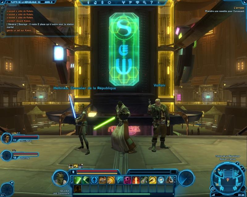 Screenshot de la beta Screen11