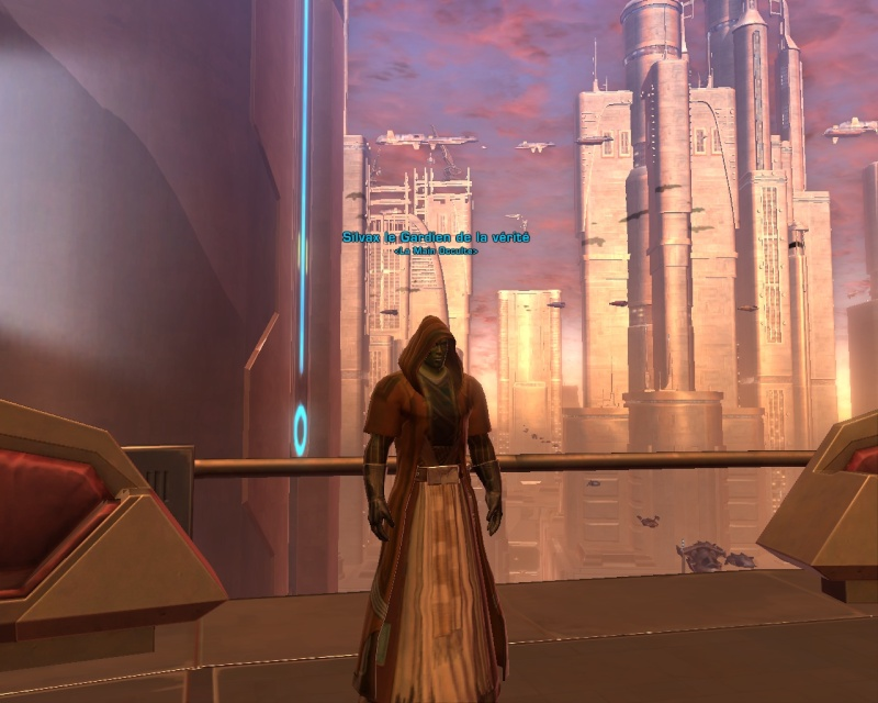 Screenshot de la beta Screen13