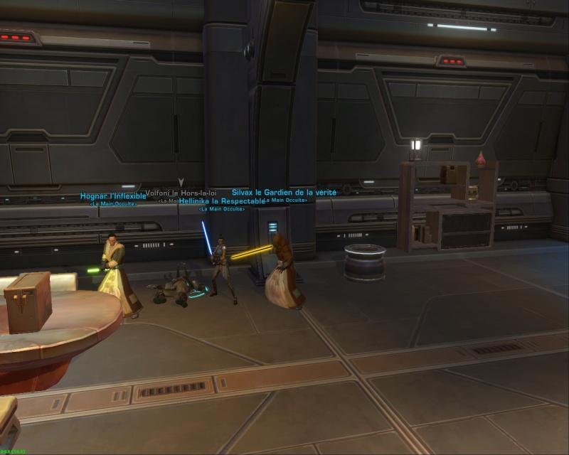 Screenshot de la beta Screen15