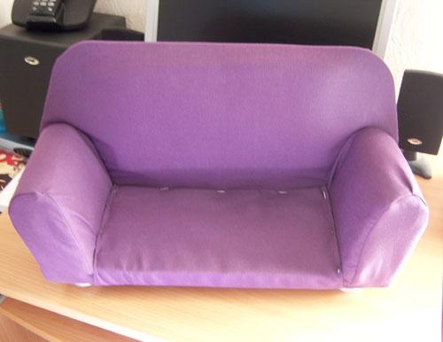 Fauteuil 3 places violet pour BDJ exigeantes (chiantes) 100_2528