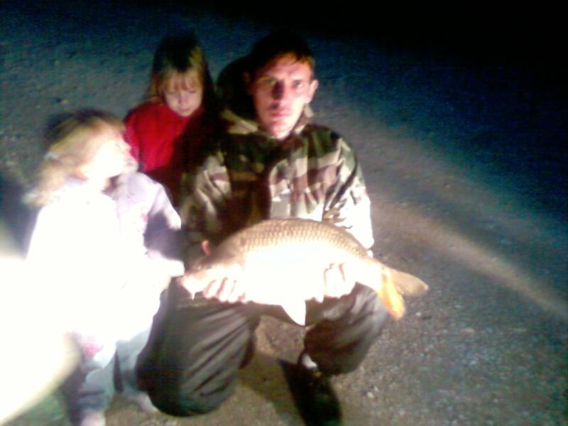 Aprés 3 capot consécutif...Mes premiers fish de l'année! Dim_2010