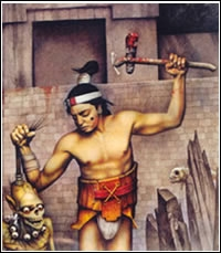 El Mito Maya de la Creacion 210