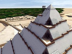 Un arquitecto francés descubre el secreto de las pirámides: Foto_110