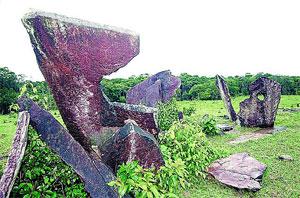 Descubren en selva amazónica observatorio tipo Stonehegen Megali10