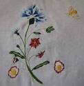 La broderie du bouquet - Page 7 Bleuet10