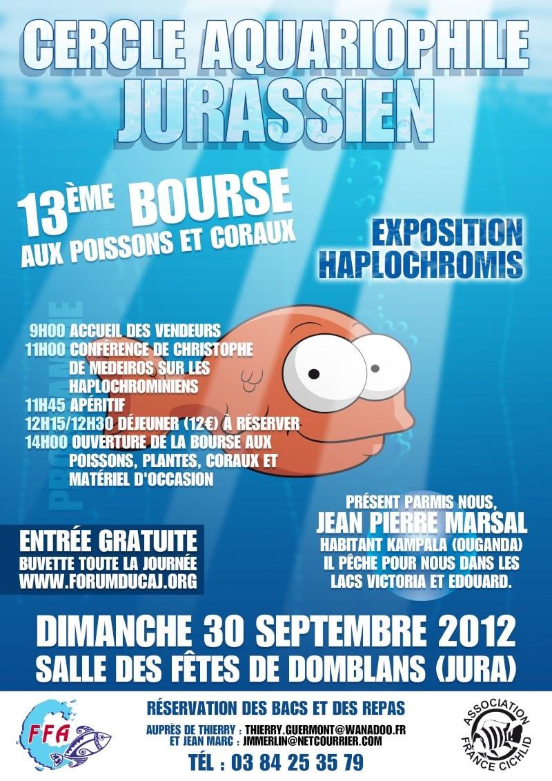 bourse - concours Affiche pour la bourse du 30 septembre 2012 - Page 2 Aquari11